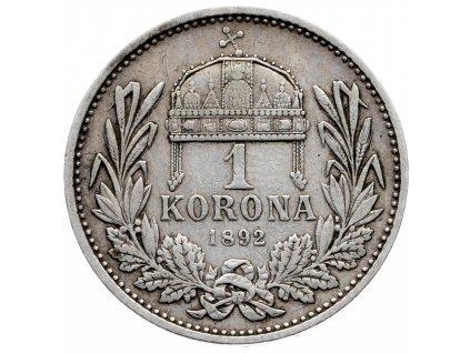 8178 1 koruna 1892 kb