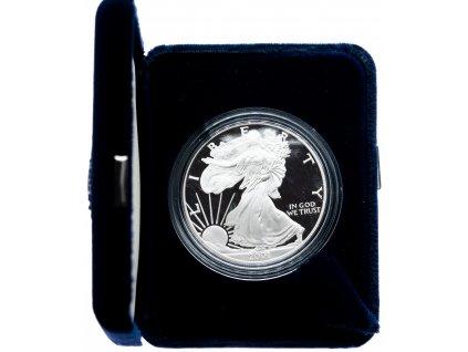 8514 2 american eagle 2001 w proof 31 1g ag 999 9 1000