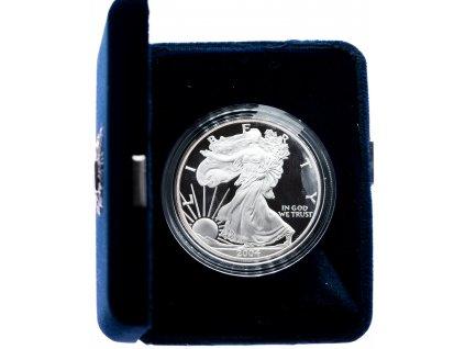 8523 2 american eagle 2004 w proof 31 1g ag 999 9 1000