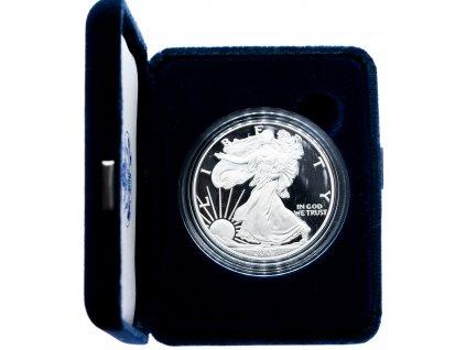 8532 2 american eagle 2007 w proof 31 1g ag 999 9 1000