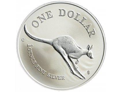 8538 australie kangaroo 1994 31 1g ag 999 1000