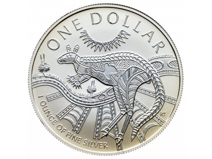 8553 australie kangaroo 2003 31 1g ag 999 1000