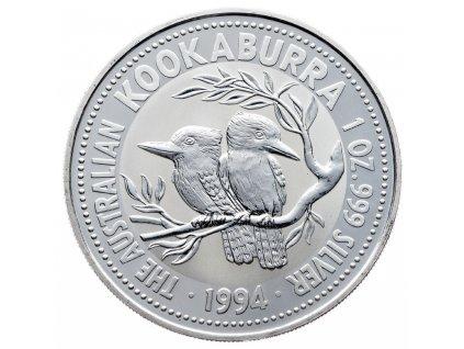 8568 australie kookaburra 1994 31 1g ag 999 1000