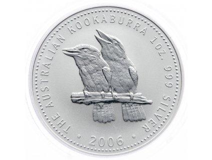 8604 australie kookaburra 2006 31 1g ag 999 1000