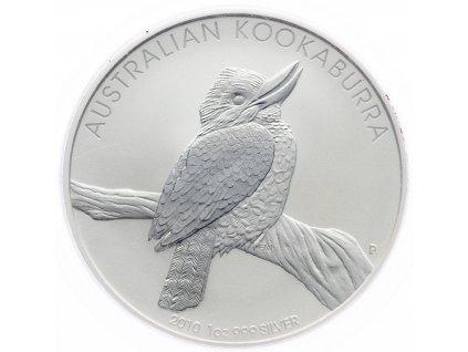 8610 australie kookaburra 2010 31 1g ag 999 1000