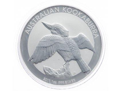 8613 australie kookaburra 2011 31 1g ag 999 1000
