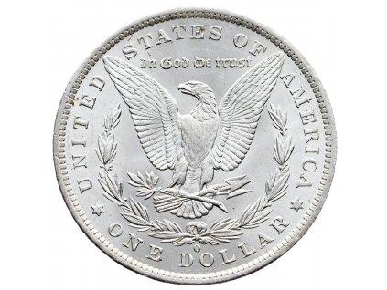 8631 morgan dollar 1884 o