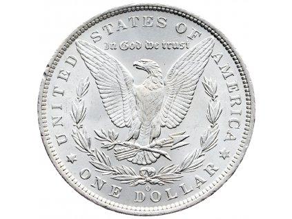 8658 morgan dollar 1885 o