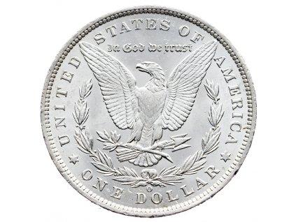 8661 morgan dollar 1885 o