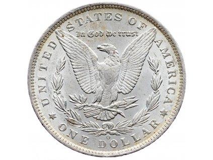 8664 morgan dollar 1885 o