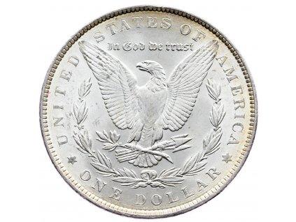8670 morgan dollar 1887