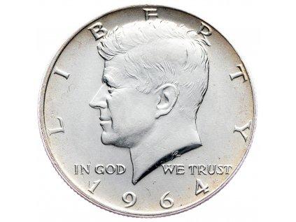 8700 1 2 dollar 1964 kennedy