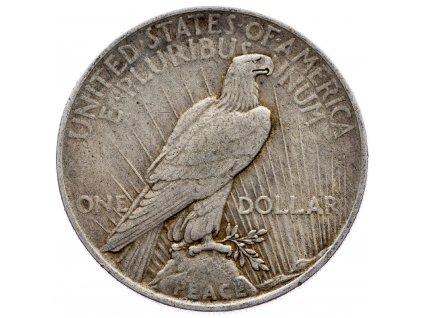 8763 peace dollar 1922