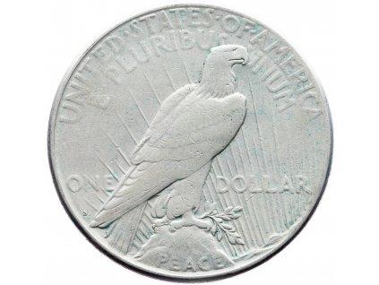 8784 peace dollar 1923