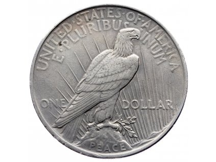 8790 peace dollar 1924