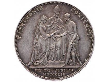 2 Zlatník 1854 A - Zásnubní