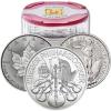 Platinové investiční mince