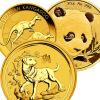 Investiční zlaté mince
