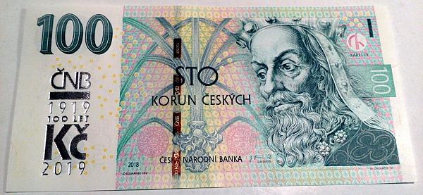 Sto.Korun.Ceskych.S.Pretiskem.100.let.1919-2019.S