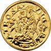 zlata medaile na pocest krale ludvika ii ludovita replika kosicky zlaty poklad au