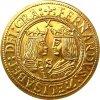 zlata replika ferdinand a isabela 1469 1504 Sevilla spanelsko kosicky zlaty poklad au