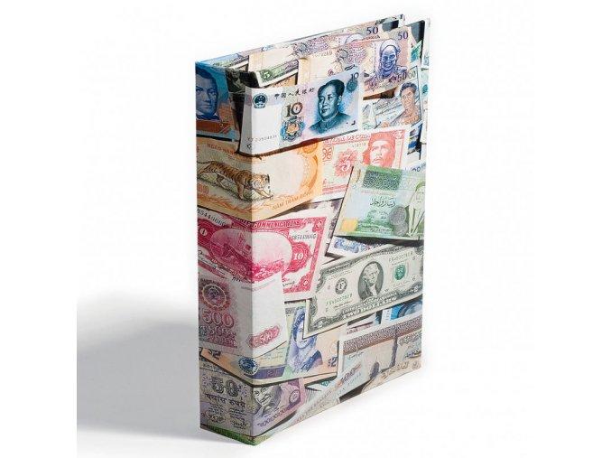 bills album bankovky 168x90 mm velke album na papirove penize leuchtturm 309759 lighthouse