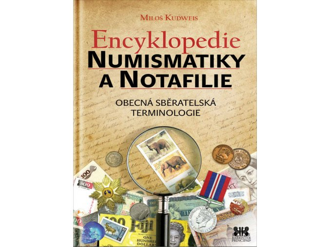 kudweis kniha encyklopedie numismatiky a notafilie obecna sberatelska terminologie 2018 barrister principal