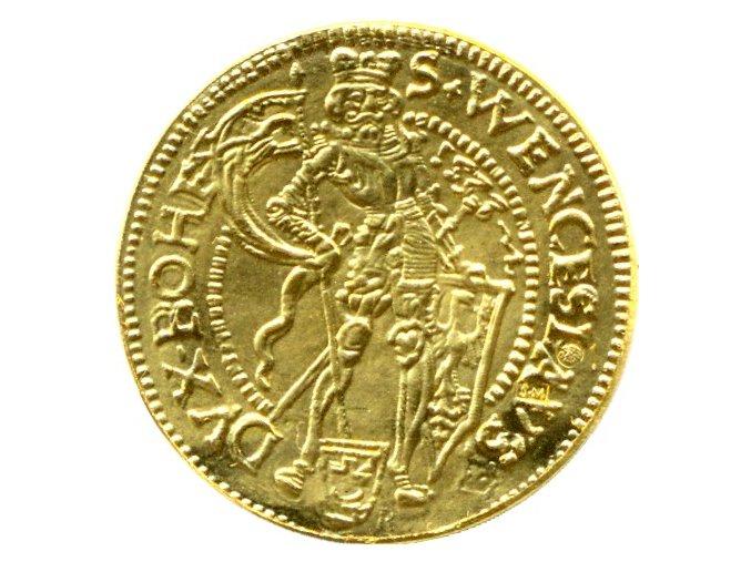 zlata replika dukatu ferdinanda i au