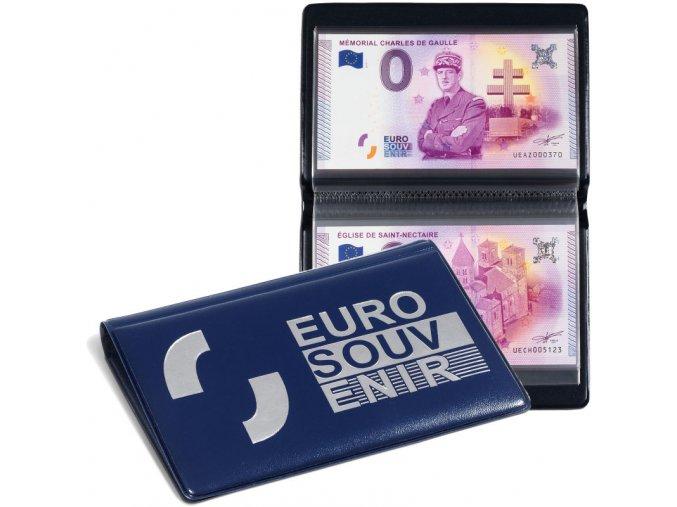 vreckove male album route eurosouvenir na pametni bankovky 0 eurosuvenyr 40ks leuchtturm 349259 lighthouse