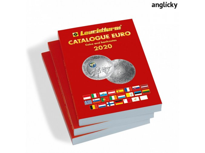 katalog euro minci bankovek 2020 catalogue euro coins and banknotes leuchtturm 361352 lighthouse