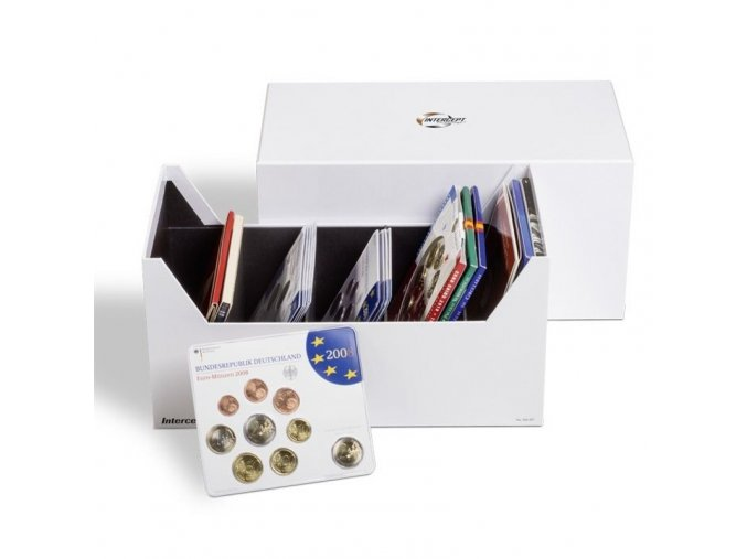intercept box l180 ochranny protikorozni box na mincovni sady medaile rady sperky archivacni krabice do 180x160mm leuchtturm 345417 lighthouse