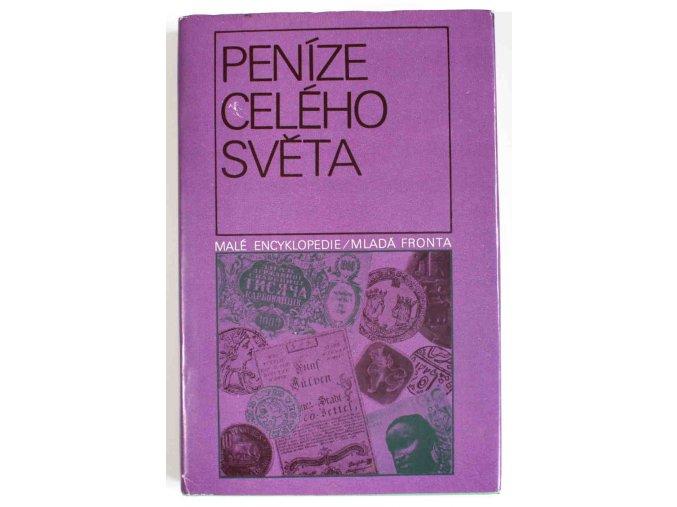 kniha penize celeho sveta hlinka radomersky 1981