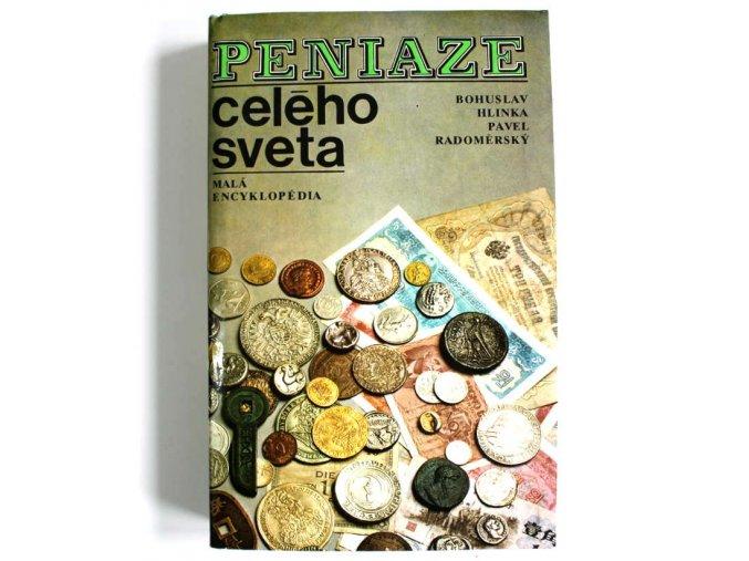 kniha peniaze celeho sveta hlinka radomersky 1983