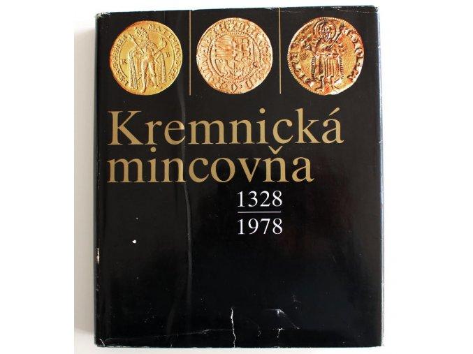 kniha kremnicka mincovna 1328 1978 hlinka kazimir 1978 osveta