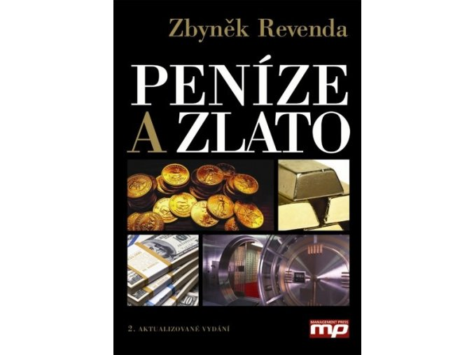 kniha penize a zlato zbynek revenda 2013 2 vydani ean 9788072612604