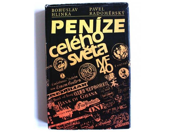 kniha penize celeho sveta hlinka radomersky 1987 3 vydani