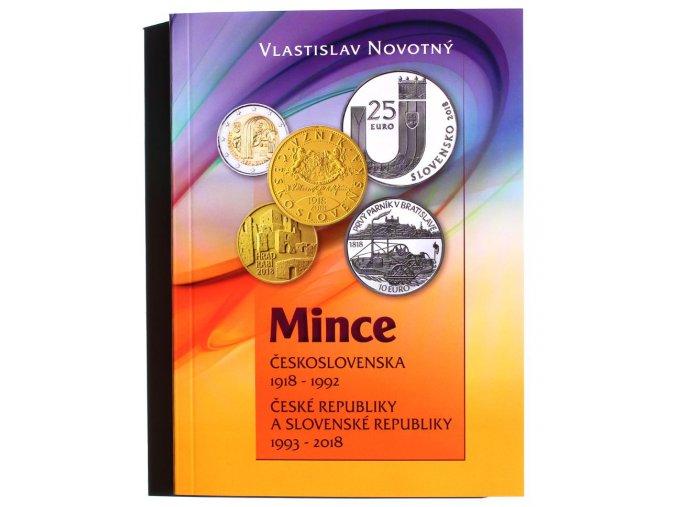 katalog mince ceskoslovenska 1918 1992 ceske a slovenske republiky 1993 2018 vlastislav novotny kniha