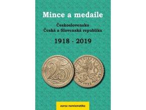 aktualni ceny ceske mince medaile ceskoslovensko cesko slovensko katalog 2019 cenik ceskych minci slovenskych aurea numismatika