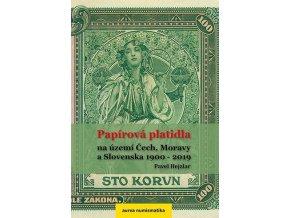 cenik bankovek hejzlar papirova platidla na uzemi cech moravy a slovenska 1900 2019