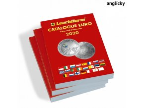 katalog euro minci bankovek 2020 catalogue euro coins and banknotes leuchtturm 361352 lighthouse
