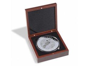 etue pro velkou minci volterra kazeta pro velke medaile xl 53 101 mincovni pouzdro volterra caps xl krabicka na velke mince leuchtturm 358791 lighthouse