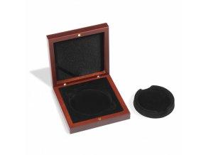 etue pro velke mince xl kapsle volterra kazeta pro velke medaile bublinku xl 21 62 xl 29 76 mincovni pouzdro volterra caps xl krabicka na velkou minci leuchtturm 358792