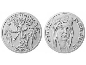 cnb zlata mince ludmila