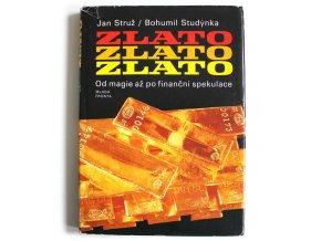 kniha zlato od magie az po financni spekulace struz studynka 1985 mlada fronta