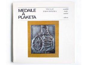 publikace medaile plaketa vaclav prochazka 1984 odeon