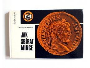 kniha jak sbirat mince marco 1976 mlada fronta praha 1976 2 vydani