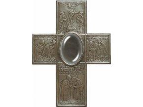 stribrny relikviar tvar krize kralovsky poklad Ag KB
