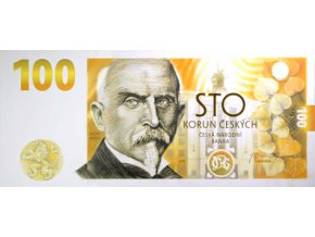 pametni bankovka 100 kc alois rasin 2019 lic