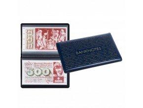 kapesni album na velke bankovky 210x125 mm route banknotes leuchtturm 347372 lighthouse