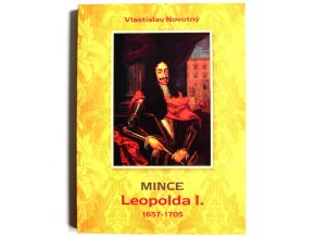 kniha katalog mince leopolda i 1657 1705 novotny 2014 leopold prvni penize